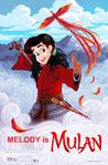 Melody (Mulan) (2020) (Jimmy Frilock and The Lots) poster