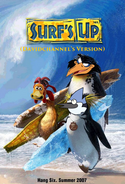 Surf's Up (2007; Davidchannel's Version) Poster