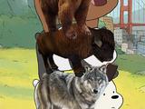 We Bare Yellowstone Animals