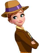 Anna as Chip