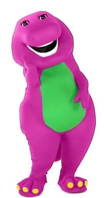 Barney Returns