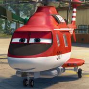 Blade Ranger (Planes- Fire & Rescue)