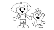 Doodle Dora and Doodle Boots 2
