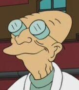 Hubert J. Farnsworth Futurama- Bender's Game