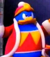 King Dedede in Kirby 3D
