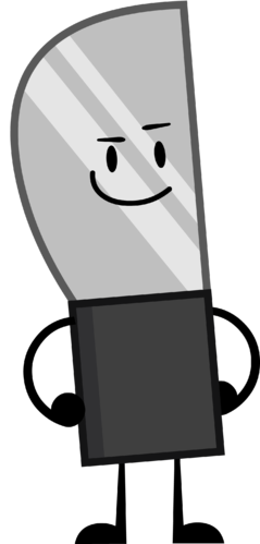 Knife (Inanimate Insanity)