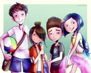 LAIKA Summer Kids