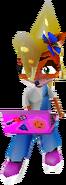 Mrs Crash Bandicoot 2 Cortex Strikes Back Coco Bandicoot