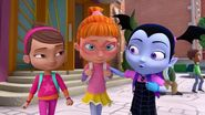 Poppy, Bridget, and Vampirina