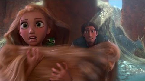 The Rescuers (Princess Rapunzel's Style)