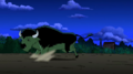 Beast Boy as Bison
