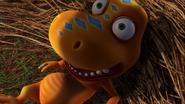 Buddy screams