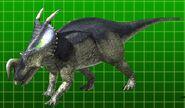 Einiosaurus kyoryu-king