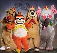 Fleegle Bingo Drooper & Snorky (The Banana Splits Show) as Droopy
