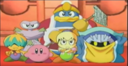 Kirby and his Friends Wrong