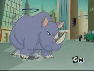 Krypto the Superdog Rhino