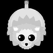 Mopeio White Lion