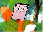 Professor Utonium as Brock