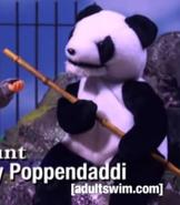Robot Chicken Panda