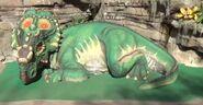Saint Louis Zoo Pachyrhinosaurus