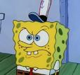 Spongebob Glare
