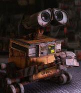 WALL-E in WALL-E