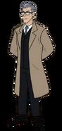 Agent Trout render