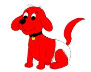 Clifford the Big Baby Dog
