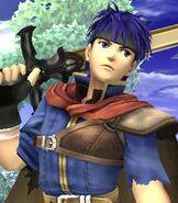 Ike in Super Smash Bros. Brawl