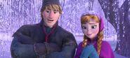 Kristoff and Anna (Frozen)