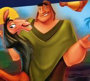 Kuzco and Pacha (The Emperor's New Groove)