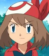 May in The Mastermind of Mirage Pokemon-0