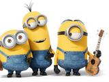 Kevin, Stuart and Bob