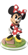 Minnie mouse disney infinity