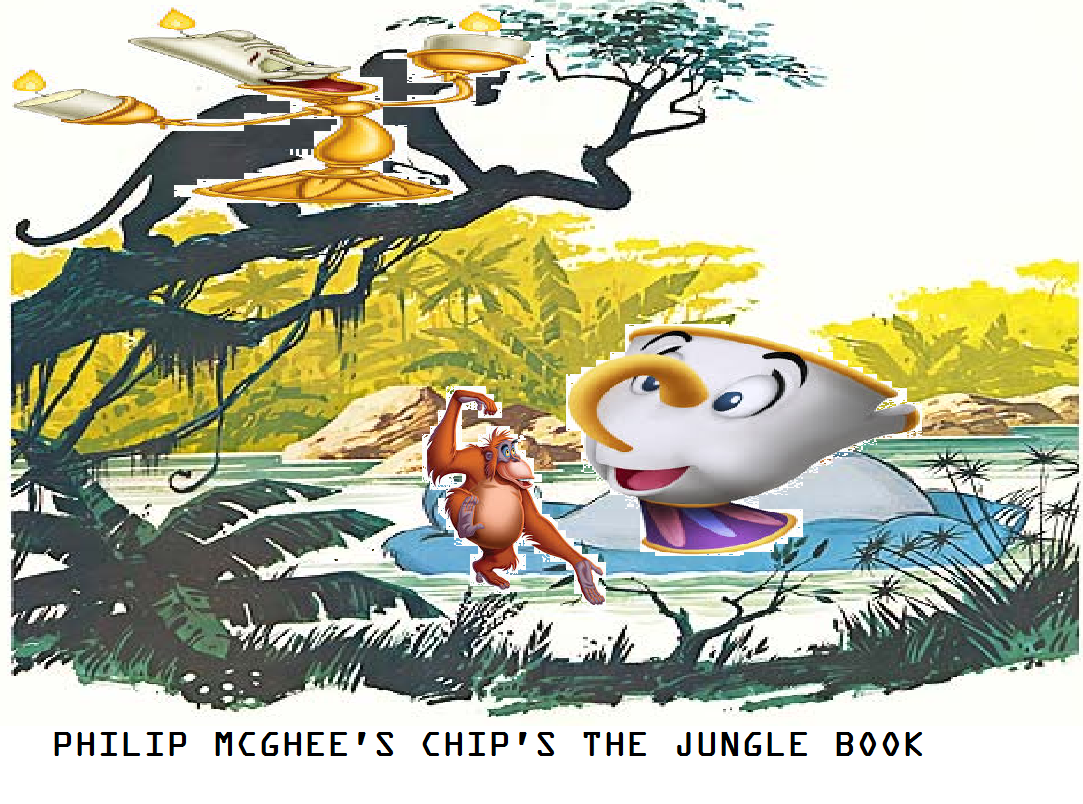 Chip's The Jungle Book