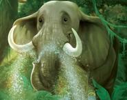 TLK Hakuna Matata Book Elephant