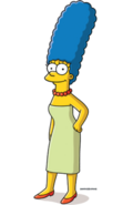 250px-Marge Simpson