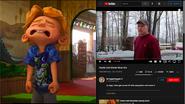 Aaron Mitchell vs Psycho Dad