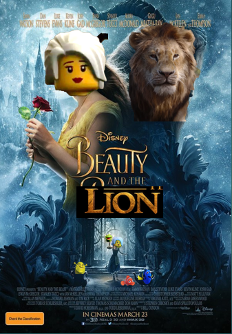 Beauty and the Lion (2017) (Bfischer Studios)