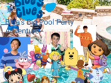 Blue's Big Pool Party Adventure
