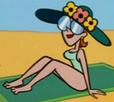 Dexter's Mom swimsuit