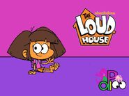 Dora's Feet (Loud House Style)