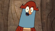K'nuckles says hubba