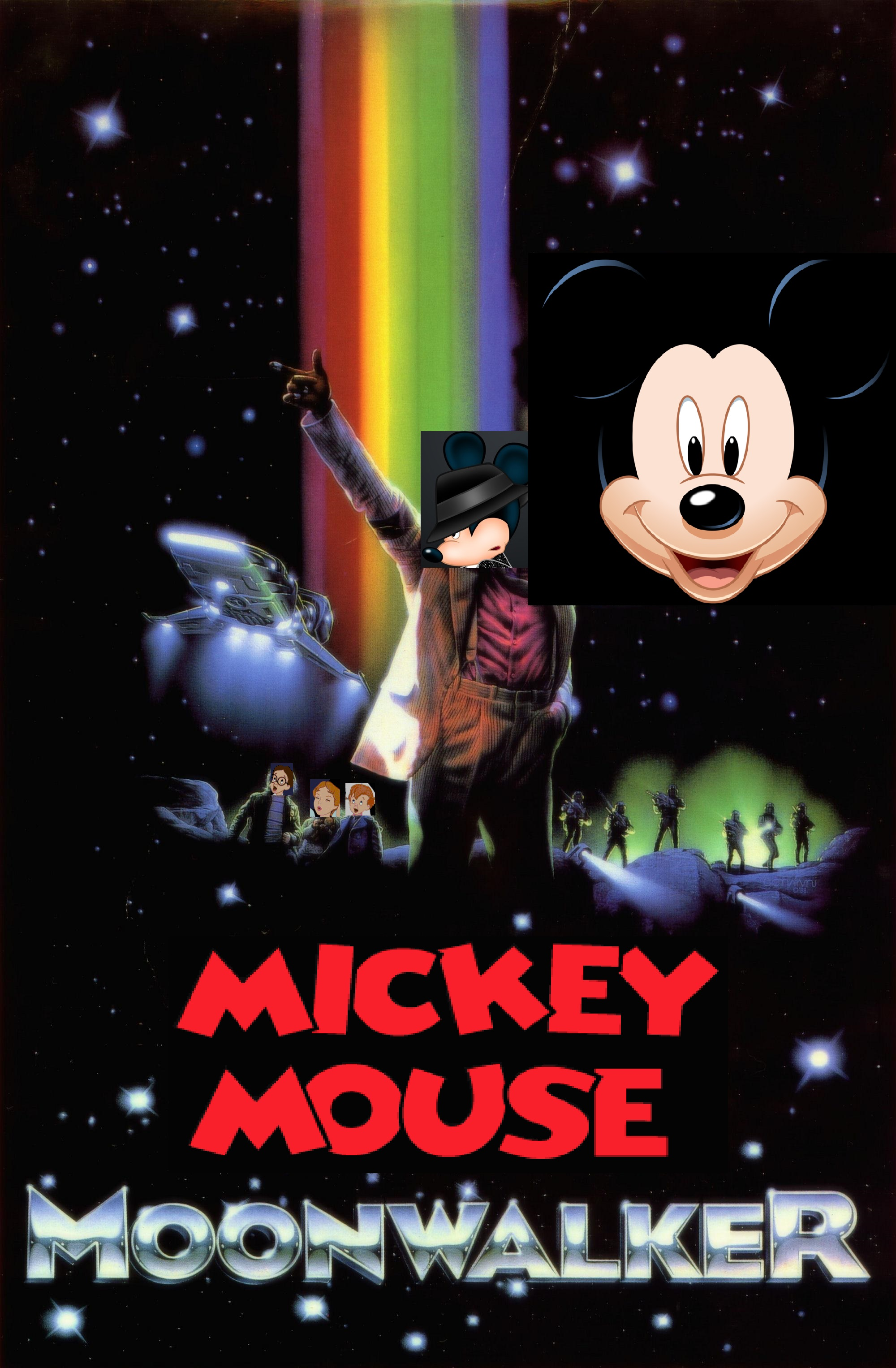 Mickey Mouse Moonwalker