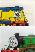 Passing by by joshuathecartoonguy dee0dtm-fullview