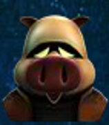Pigma Dengar in Star Fox 64 3D