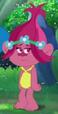 Princess Poppy's one-piece swimsuit