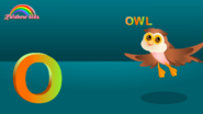 Rainbow Kidz Owl
