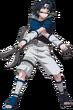 Sasuke Weapons Loaded Render By Skodwarde