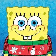 Spongebob Squarepants (from Spongebob Squarepants) as Benny the Bull